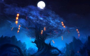 640x398_16238_Moon_2d_fantasy_landscape_tree_moon_picture_image_digital_art